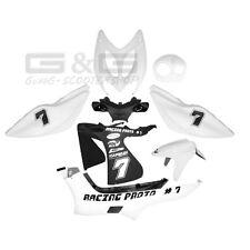 TNT Racing Verkleidung Verkleidungsset Verkleidungsteile MBK Nitro Yamaha Aerox