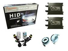 BMW 3 Series E46 H7 Hid Kit Di Conversione con tipo BIANCO BULB HOLDERS / ADAPTERS