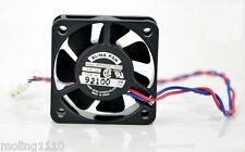 ELINA FAN 4015 HDF4012L-12HB 12V 100MA 2Wire 40*40*15mm silent quiet Cooling Fan