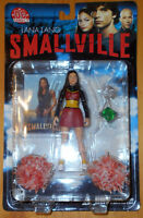 Smallville Series 1 ~ LANA LANG Action Figure ~ DC Direct
