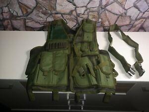 Outdoor-taktische Weste mit Multi-Tasche SWAT/ Armee / Jagd Weste