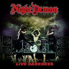 Night Demon - Live Darkness Vinyl Lp5 STEAMHAMME
