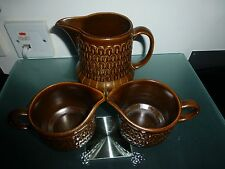 Wedgwood Pennine Milk/Water Jugs x 5 - 2 Large and 3 Small