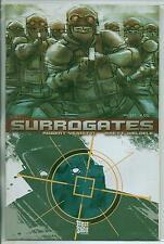 Top Shelf Productions Surrogates #3 November 2005 VF+