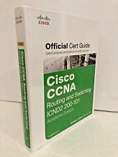 Official Cert Guide: Cisco CCNA Routing and Switching ICND2 200-101 by Wendell