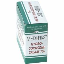 Medique - 21173 Hydrocortisone Cream 1% - 25 Packets Per Box