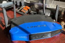 Linksys WRT1900ACS Smart Wifi Dual Band Wireless AC1900 Router 4 Gigabit Port UK