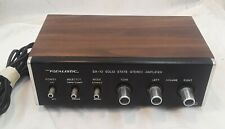 Realistic SA-10 Solid State Stereo Amplifier Model 31-1982B