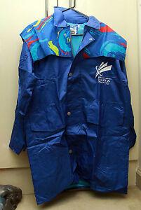 Bonds Sydney 2000 Paralympic Casual Rain Jacket - Small 100cm Chest