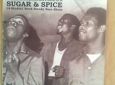 COXSONE SUGAR & SPICE LP sure shot