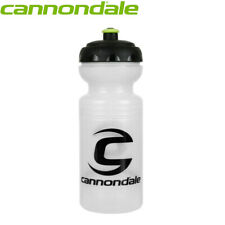 Cannondale Water Bottle 500mL Clear Squeeze Bottle