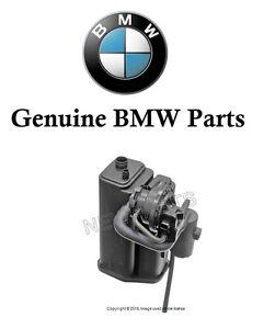 Genuine Activated Charcoal Filter for Fuel Vapor System For BMW 528i 540i 740i