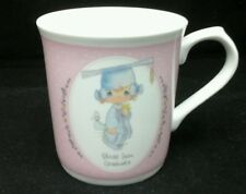 Precious Moments Bless You Graduate Coffee Cup Mug Vintage 1991 Samuel J Butcher
