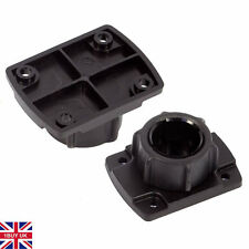 1 Inch Ball 25mm to AMPS 4 Hole Layout Plate Tigra Cases RAM Case Holder Mount