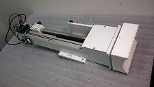 THK KR33 Linear Actuator w/ Circuit Boards,  Motor w/ Encoder