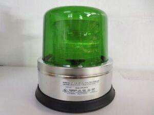 NORTH AMERICAN SIGNAL CO ST1250P-ACG SINGLE FLASH 1250 SERIES STROBE WARNING