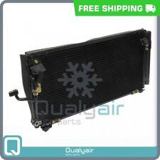 AC Condenser fits Chrysler Sebring / Dodge Stratus / Mitsubishi Eclipse QU