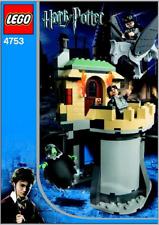 LEGO 4753 - HARRY POTTER - SIRIUS BLACK'S ESCAPE - 2004 - NO BOX