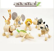 Natural Anamalz Toy Farm Animals 7PCS New Boys&Girls Toy