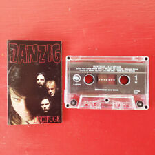 DANZIG on Def American  —LUCIFUGE— cassette tape | ORIG