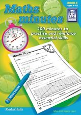 RIC Publications ~ MATHS MINUTES ~ Book E Age 9-10 Years