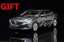 Car Model New Mazda 6 Atenza 2014 1:18 (Blue) + SMALL GIFT!!!!!!!!!!!