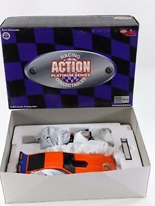 Action John Force BRUTE FORCE CHEVY MONZA FUNNY CAR 1:24 Diecast 1978 NIB