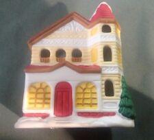 "American Greetings Corp 4"" Christmas Holiday Candle Holder Tea Light"