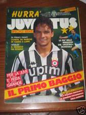 HURRA' JUVENTUS 1990/7-8 ROBERTO BAGGIO ALLA JUVE !!!!!
