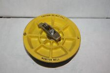 New Ebwfranklin 772 109 01 6 Monitoring Well Cap Plug Yellow