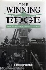 The Winning Edge: Naval Technology in Action 1939 - 1945 (Sutton 1997) K Poolman