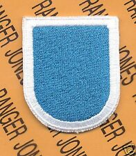 Special Forces Airborne Reserve Beret Flash patch A