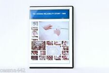CESSNA FACTORY DVD - The Cessna Reliability Story 1969 - 16mm Film to Digital