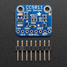 Adafruit ccs811 calidad del aire, sensor VOC, tvoc y eco2, por ejemplo, para Arduino, 3566