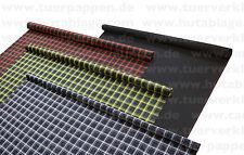 VW Golf GTI + Porsche Karo Stoff fabric tissu tela tessuto Bezug Sitzbezug neu