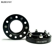 2X 30mm Black Hub Centric Wheel Spacers for Toyota Hi lux 2006-2016 6x139.7 106