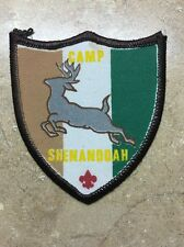 CAMP SHENANDOAH BSA PATCH