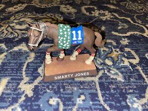 Smarty Jones Horse Racing Oaklawn Bobblehead Arkansas Derby