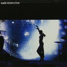 Sade - Lovers Live CD #1983430