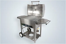 Wilmington Cape Fear Classic Stainless Steel Gas BBQ Grill