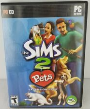 The Sims 2 Pets Expansion Pack PC CD ROM