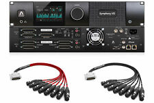 Apogee Symphony I/O Mkii Dante/Pro Tools Hd Interface 24X24