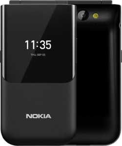 Nokia 2720 Flip dual SIM 4G Feature Phone WiFi KaiOS Qualcomm GPS Unlocked