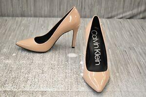 **Calvin Klein Brady Pump, Women's Size 7.5, Natural NEW