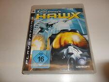 PLAYSTATION 3 PS 3 TOM CLANCY 'S HAWX
