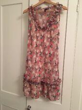 Topshop Floral Dress Size 12