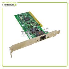 C76987-001 Intel Pro 1000 GT PCI Network Adapter w/ Long Bracket C80235-002
