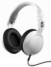 SkullCandy HESH 2 Supreme Sound Wired Over-Ear Headphones S6HSDZ-072 White/Black
