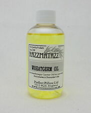 WHEATGERM CARRIER/MASSAGE OIL 200ML>FREEpp>BLEND with OUR PURE ESSENTIAL OILS<