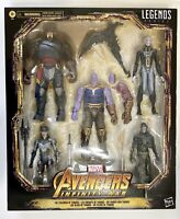 NEW Marvel Legends - Infinity War - The Children Of Thanos 5 Pack - Exclusive
